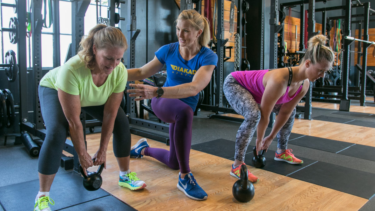 Ideal Personal Trainer's Schedule